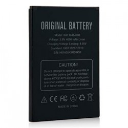 Doogee BAT16484000 Original Baterie 4000mAh pro X5 MAX/X5 MAX Pro (Bulk)