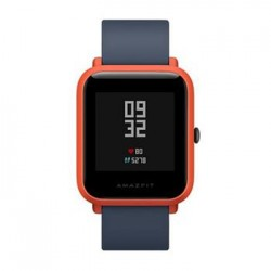 Amazfit Bip UYG4022RT Original SmartWatch Cinnabar Red