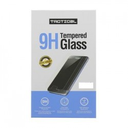 Tactical Tvrzené Sklo 2.5D Black pro Huawei P20 Pro (EU Blister)