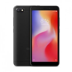 Xiaomi Redmi 6A DualSIM gsm tel. Black 2+32GB, Global