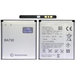 BA-750 SonyEricsson Baterie 1460mAh Li-Ion r.v.2012 (Bulk)
