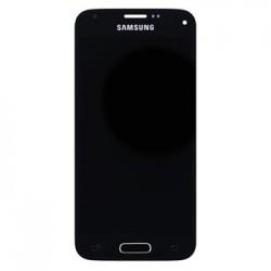 LCD display + Dotyk Samsung G800 Galaxy S5mini Black (Service Pack)