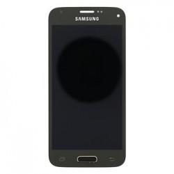 LCD display + Dotyk  Samsung G800 Galaxy S5mini Gold (Service Pack)