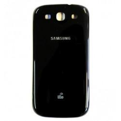 Samsung i9300 Sapphire Black Kryt Baterie LTE Branding
