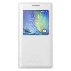 EF-CA500BWE Samsung S-View Pouzdro White pro Galaxy A5 (EU Blister)