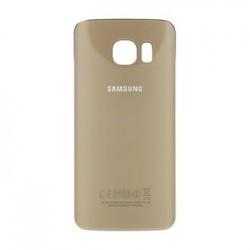 Samsung G925 Galaxy S6 Edge Gold Kryt Baterie
