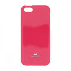Mercury Jelly Case pro iPhone 5/5S/SE Hot Pink