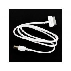 ECBDP4AWE Samsung Galaxy TAB Datový Kabel White (Bulk)