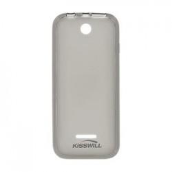 Kisswill TPU Pouzdro Black pro Nokia 225