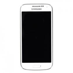 LCD display + Dotyk + Přední kryt Samsung i9195i Galaxy S4mini VE White (Service Pack)