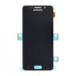LCD display + Dotyk Samsung A310 Galaxy A3 2016 Black (Service Pack)