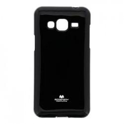 Mercury Jelly Case pro Samsung J320 Galaxy J3 2016 Black