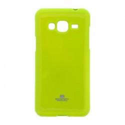 Mercury Jelly Case pro Samsung J320 Galaxy J3 2016 Lime