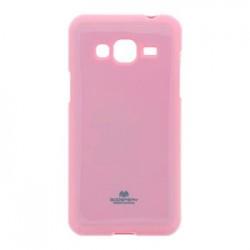 Mercury Jelly Case pro Samsung J320 Galaxy J3 2016 Pink