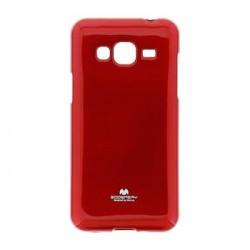 Mercury Jelly Case pro Samsung J320 Galaxy J3 2016 Red