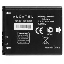CAB3120000C1 Alcatel Baterie 850mAh Li-Pol (Bulk)