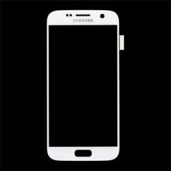 LCD display + Dotyk Samsung G930 Galaxy S7 White (Service Pack)