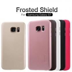 Nillkin Super Frosted Zadní Kryt Black pro Samsung G930 Galaxy S7