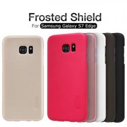 Nillkin Super Frosted Zadní Kryt Black pro Samsung G935 Galaxy S7 Edge