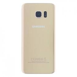 Samsung G935 Galaxy S7 Edge Kryt Baterie Gold