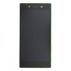 LCD Display + Dotyková Deska + Přední Kryt Gold Sony E6653 Xperia Z5 (Service Pack)