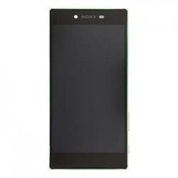 LCD Display + Dotyková Deska + Přední Kryt Chrome Sony E6853 Z5 Premium (Service Pack)