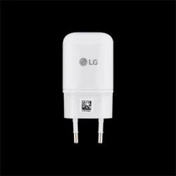 MCS-H05ED LG USB Cestovní Dobíječ White (Bulk)