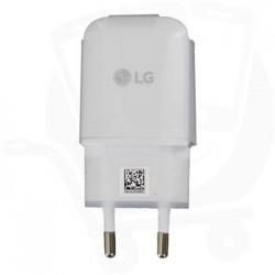 MCS-N04ER LG USB-C Cestovní Dobíječ White (Bulk)