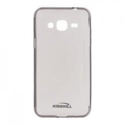 Kisswill TPU Pouzdro Black pro Samsung J320 Galaxy J3 2016