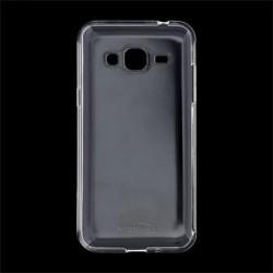 Kisswill TPU Pouzdro Transparent pro Samsung J320 Galaxy J3 2016