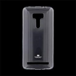 Mercury Jelly Case pro Asus ZE552KL Zenfone 3 Transparent