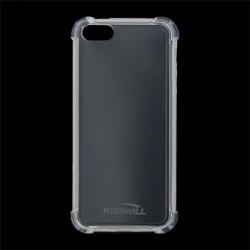 Kisswill Shock TPU Pouzdro Transparent pro iPhone 5/5S/SE