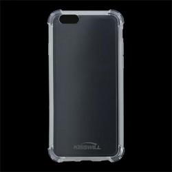 Kisswill Shock TPU Pouzdro Transparent pro iPhone 6/6S