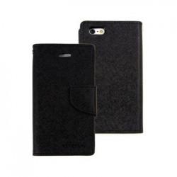 Mercury Fancy Diary Pouzdro pro iPhone 7/8 Black