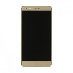 Honor 7 LCD Display + Dotyková Deska + Přední Kryt Gold
