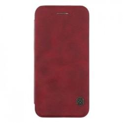 Nillkin Qin Book Pouzdro Red pro iPhone 7/8
