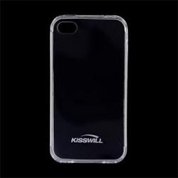 Kisswill TPU Pouzdro Transparent pro iPhone 7/8