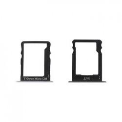 Huawei  P8 Lite SIM a microSD Držák Black