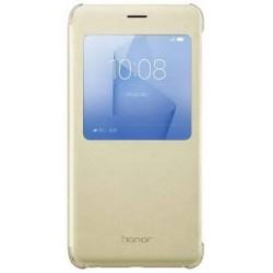 Honor Original S-View Pouzdro Gold pro Honor 8 (EU Blister)
