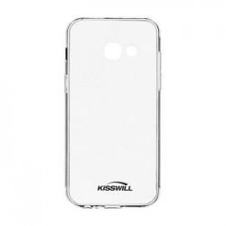 Kisswill TPU Pouzdro Transparent pro Samsung A320 Galaxy A3 2017