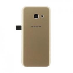 Samsung A320 Galaxy A3 2017 Kryt Baterie Gold (Service Pack)