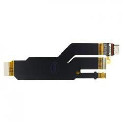 Sony F8331 Xperia XZ Flex Kabel vč. Dobíjecího Konektoru