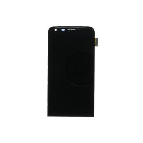 LG H850 G5 LCD Display + Dotyková Deska + Přední Kryt Black
