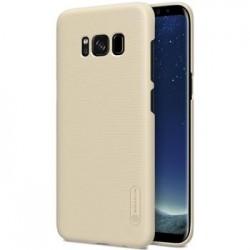 Nillkin Super Frosted Zadní Kryt Gold pro Samsung G955 Galaxy S8 Plus