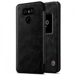 Nillkin Qin S-View Pouzdro Black pro LG H870 G6