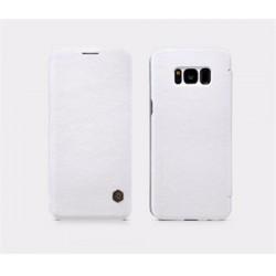 Nillkin Qin Book Pouzdro pro Samsung G955 Galaxy S8 Plus White