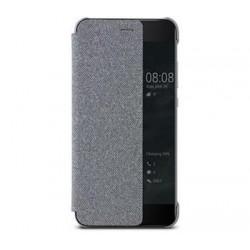 Huawei Original S-View Pouzdro Light Grey pro P10 Plus (EU Blister)