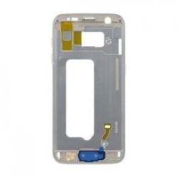 Samsung G930 Galaxy S7 Střední Díl Gold OEM