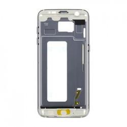 Samsung G935 Galaxy S7 Edge Střední Díl Blue OEM