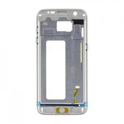 Samsung G935 Galaxy S7 Edge Střední Díl Gold OEM